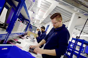 Eurostar Global - opens dedicated Kitting & Technical Centre
